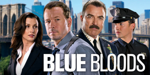 Blue Bloods Logo Blue Bloods For Cbs And Gotham