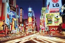 Broadway Times Square New York City