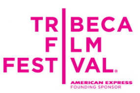 Tribeca logo pink