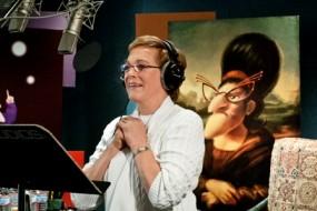 Julie Andrews Voice Over
