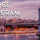 The 2019 Bridge Program  - July 12th