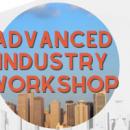 Fall 2019 Advanced Industry Workshop Registration Page (Nov 20-Dec 6)